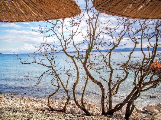 In spiaggia a Krk di MarcoGiacomin