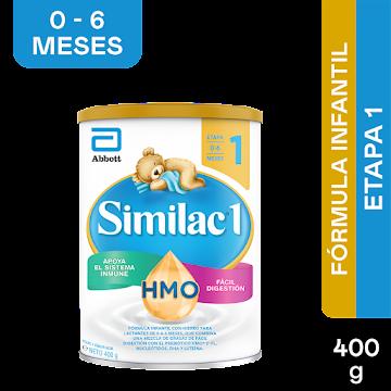 Formula Infantil Similac Etapa 1 Prosensitive x 400Gr