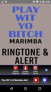 Play Wit Yo B Marimba Ringtone - náhled