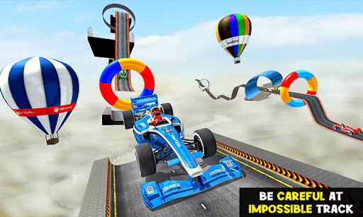 Gt Formula Car Racing Stunts : Impossible Tracks 1.3 screenshots 2