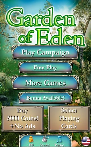 紙牌必備免費app推薦|Solitaire: Garden of Eden線上免付費app下載|3C達人阿輝的APP