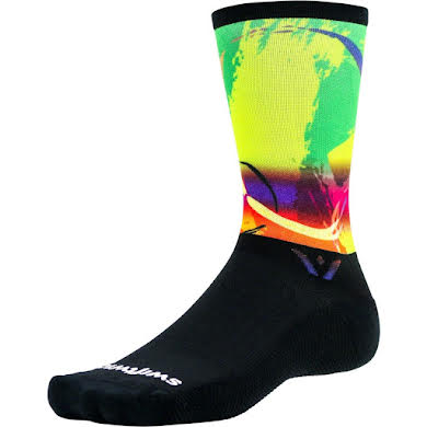 Swiftwick Vision Seven Impression Socks - 7 inch Thumb