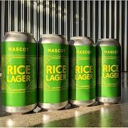 Mascot Rice Lager