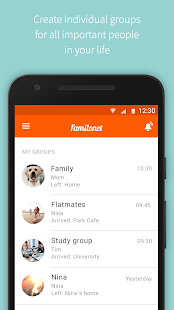 Family Locator & Safety- screenshot thumbnail