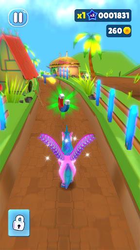 Magical Pony Run - Unicorn Runner 1.5 screenshots 16