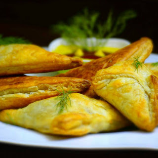Potato Puff Pastry.