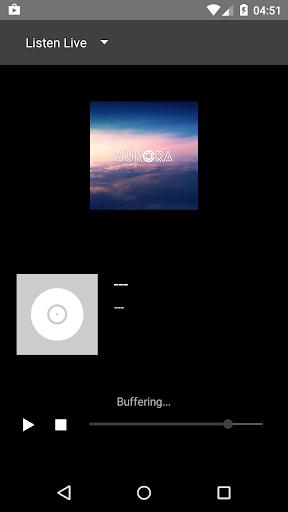 Aurora Radio App