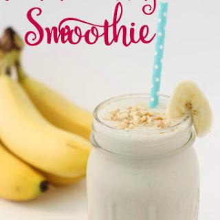 Banana Pudding Smoothie.