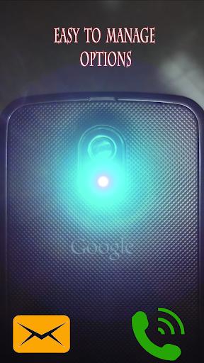 Alert Flash LED Color Call! 1.0 screenshots 4