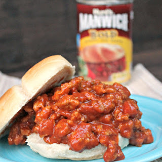 Manwich Sloppy Joe Taco Ring
