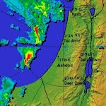 Israel Rain Radar icon