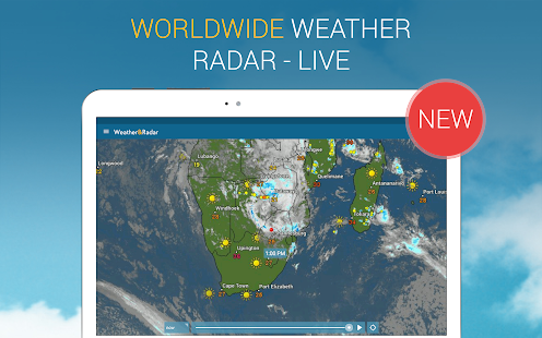 Download Weather & Radar For PC Windows and Mac apk screenshot 8