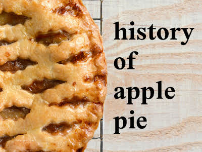 History of Apple Pie