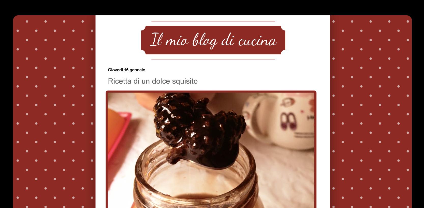 blogger.com - crea un blog accattivante e originale. È facile e ... - Creare Un Blog Di Cucina