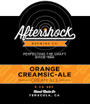 Aftershock Orange CreamsicAle