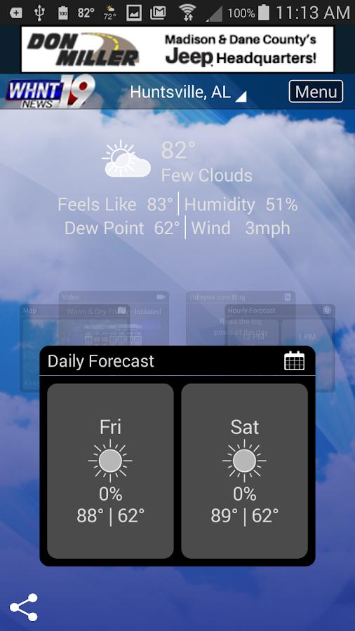 LiveAlert19- screenshot