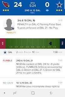 Quick Live NFL Football Scores