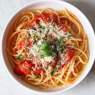 Linguine Pomodoro Basilico Recipe