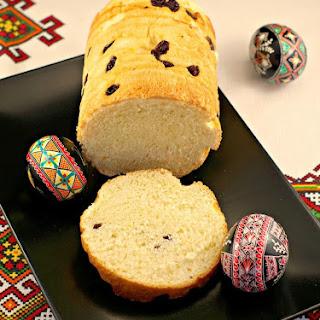 Bread Maker Babka.