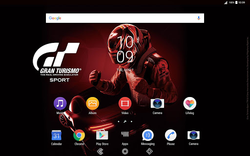 XPERIA™ Gran Turismo® Sport  Theme for PC