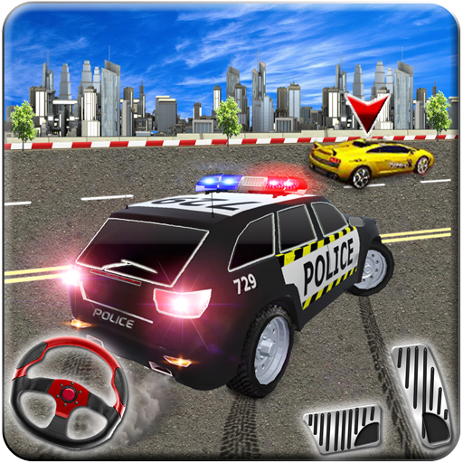 Police Highway Chase in City - Crime Racing Games file APK Free for PC, smart TV Download