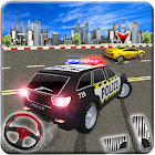 Police Highway Chase in City - Crime Racing Games icon