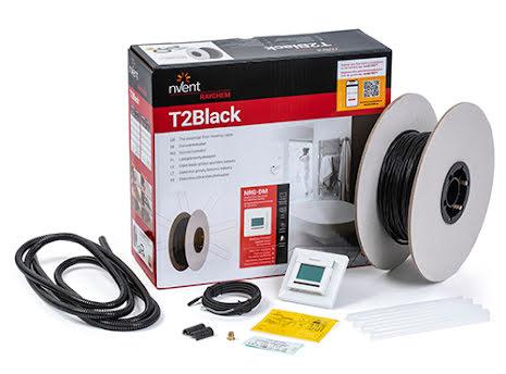 T2Black-12 Golvvärmekabel NRG-DM