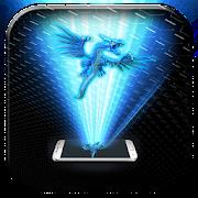 Hologram Dragon Simulator