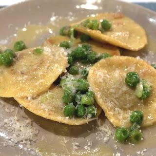 Leftover Meat 'n' Potato Ravioli.