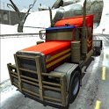 Snow Truck Car Racing icon