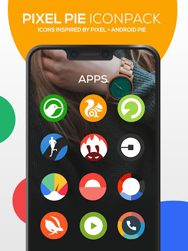 Pixel Pie Icon Pack  screenshots 5