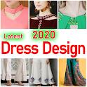 Dress Designs Neck Trouser Kurti  Girls idea 2020 icon