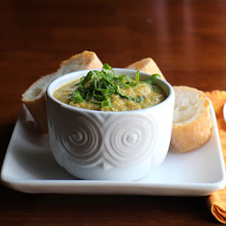 Smoky Corn Chowder Bread Bowl