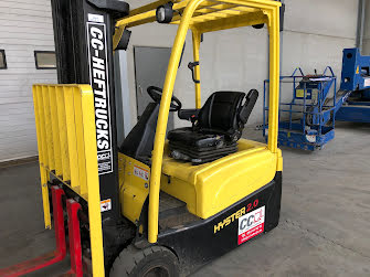 Picture of a HYSTER J2.0XN