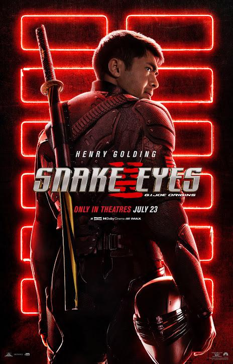 Snake Eyes: G.I. Joe Origins official site