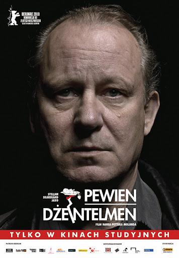 Polski plakat filmu 'Pewien Dżentelmen'