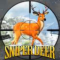 Wild Animal Sniper Deer Hunting Games 2020 icon