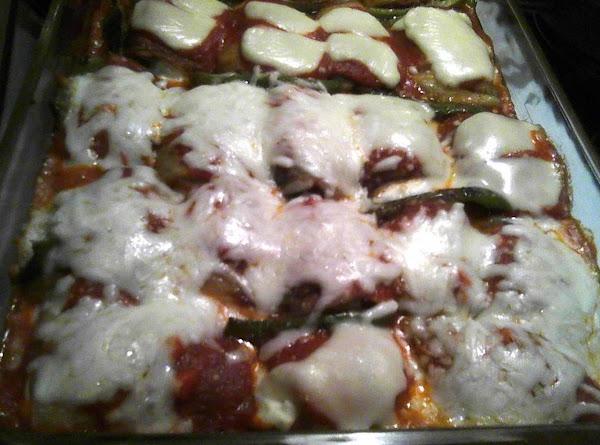 Eggplant Rollatini Italia Recipe