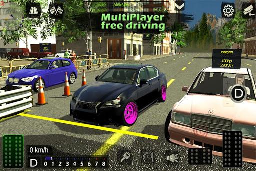 Manual gearbox Car parking  screenshots 4