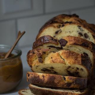 Brioche Au Chocolat Loaf