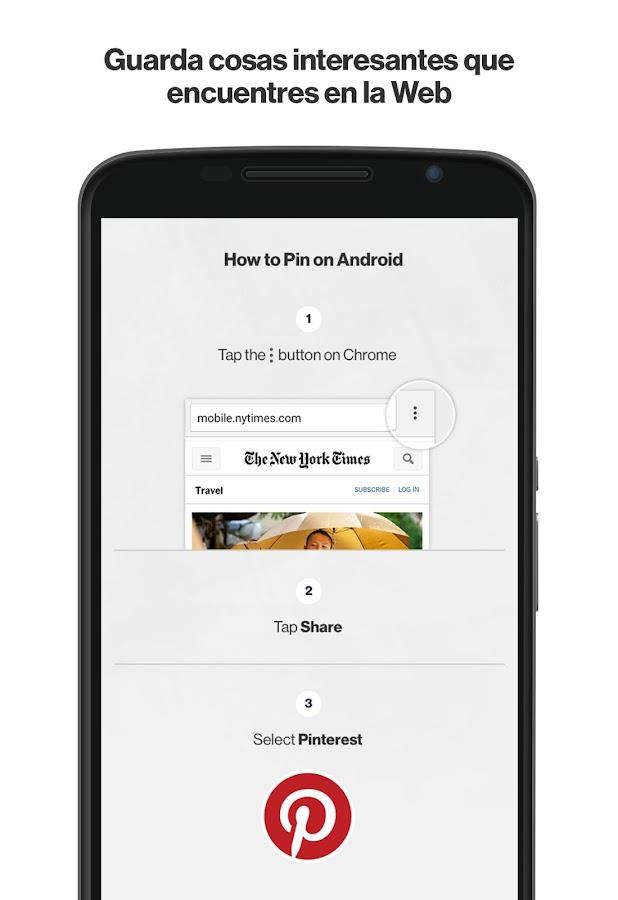 pinterest ideas visuales aplicaciones android en google play. Black Bedroom Furniture Sets. Home Design Ideas