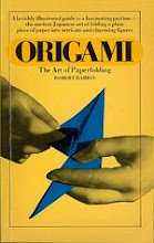 Photo: US version of Origami: The Art of Paper-Folding 2 Harbin, Robert Origami the Art of Paperfolding Perennial Library (Harper & Row), 1992, ISBN 0060922699 [Originally published in the U.K. as More Origami]