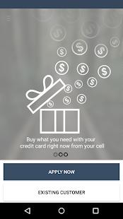 REI Credit Card- screenshot thumbnail