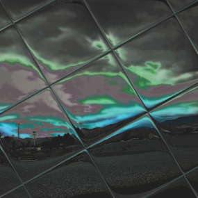 morongo skies by Stephany Gee - Digital Art Places (  )