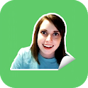 🥰 Love Stickers for Whatsapp - WAStickerApps ❤️🌈 icon