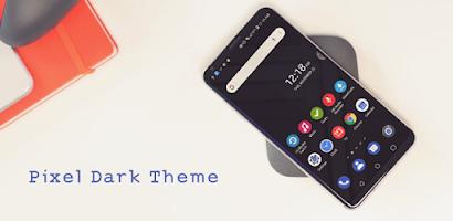 Pixel 2 Black Theme LG V30 & G6 V20 G5 Oreo - Android app on