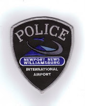 Photo: Newport News - Williamsburg Airport Police