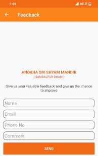 Download Anokha Sri Shyam Mandir For PC Windows and Mac apk screenshot 5
