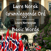 Norsk, Basic Words (Norwegian)