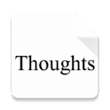 Thoughts - Motivational Quotes, Stories And Images icon